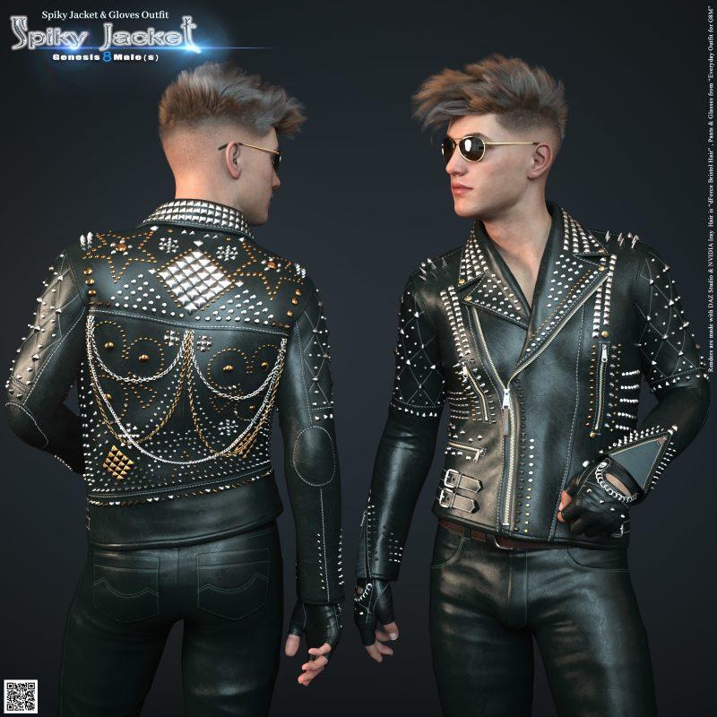 spiky-jacket-for-genesis-8-male(s)