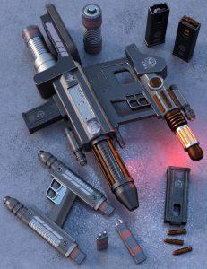 sci-fi-dual-weapons