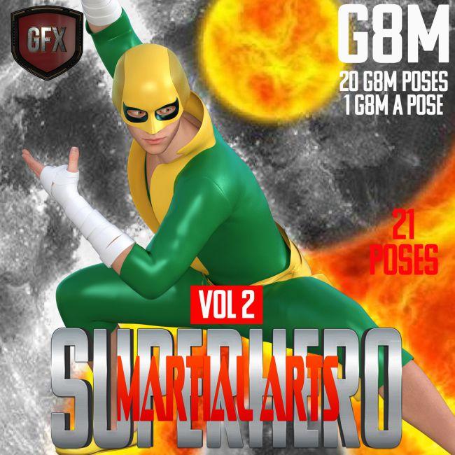 superhero-martial-arts-for-g8m-volume-2
