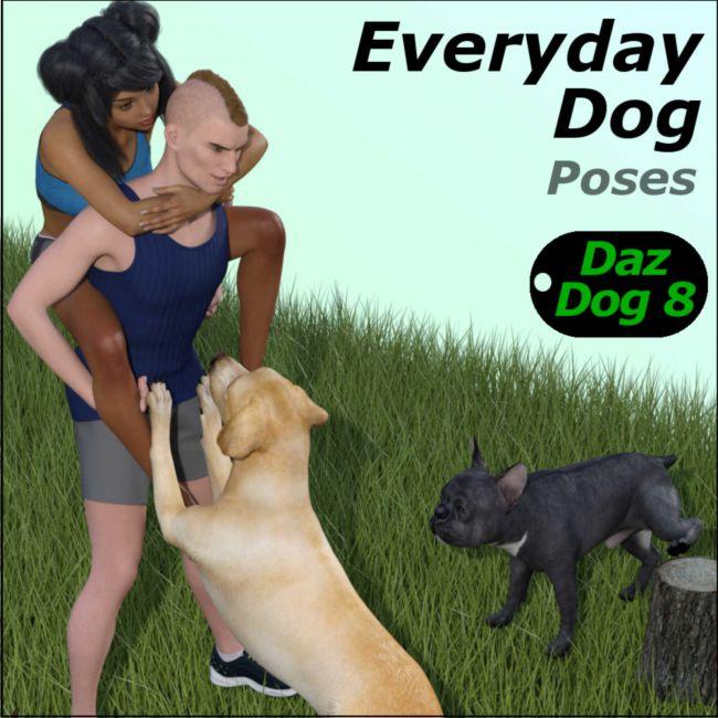 everyday-dog-poses-for-daz-dog-8-in-daz-studio