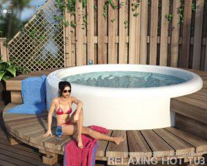 relaxing-hot-tub-daz-studio