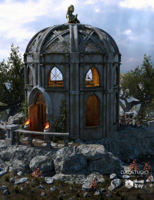 muelsfell-modular-elven-sanctuary