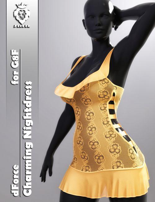 jmr-dforce-charming-nightdress-for-g8f