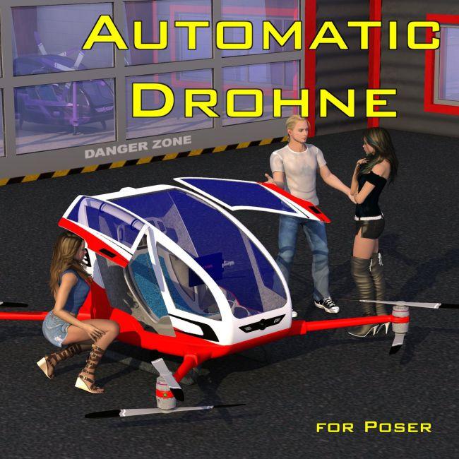 automatic-drohne