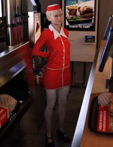 hostess-uniform-for-genesis-8-female(s)