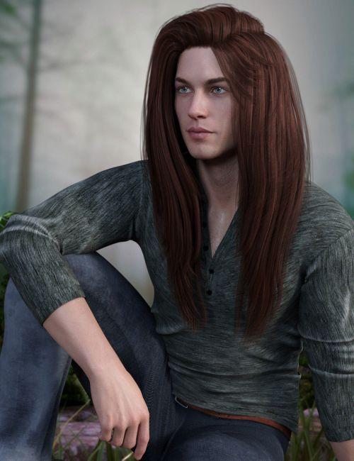 archippos-hair-genesis-8-male(s)