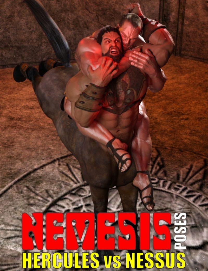 nemesis:-hercules-vs-nessus