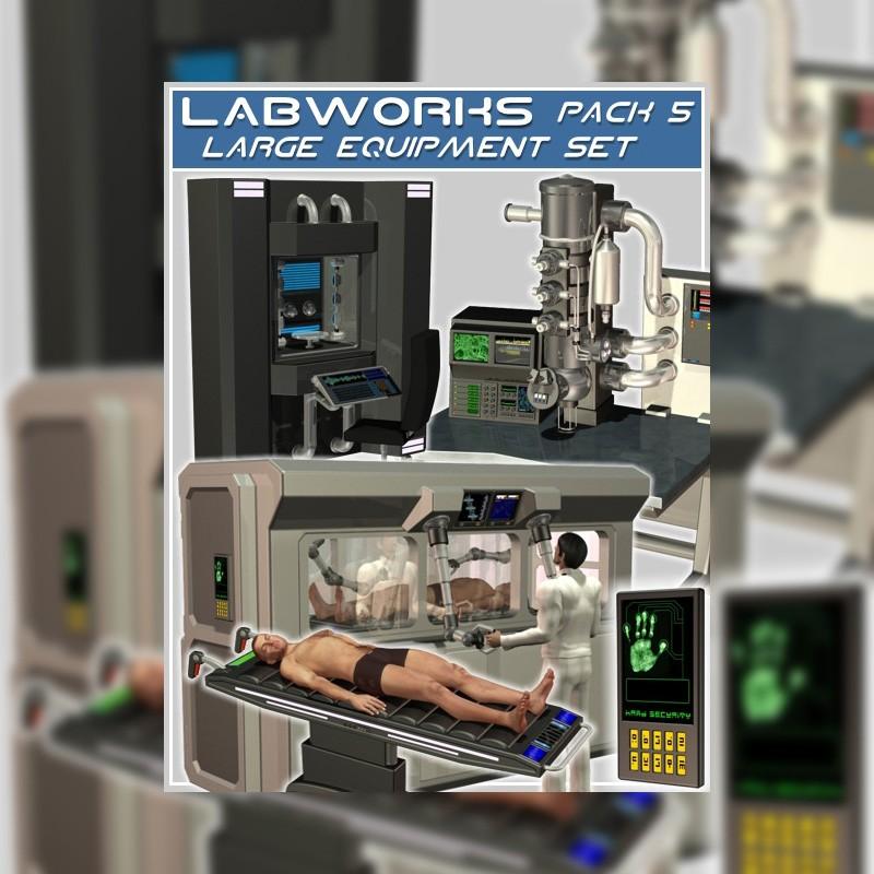 labworks-pack-5:-large-equipment