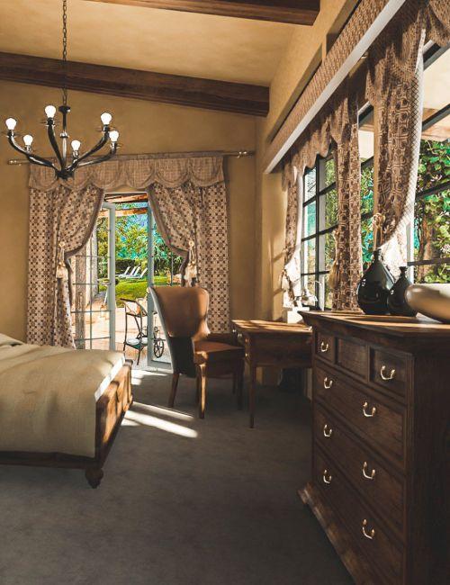 tuscany-bedroom-and-bath