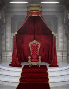 royal-throne