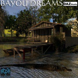 bayou-dreams-for-daz-studio