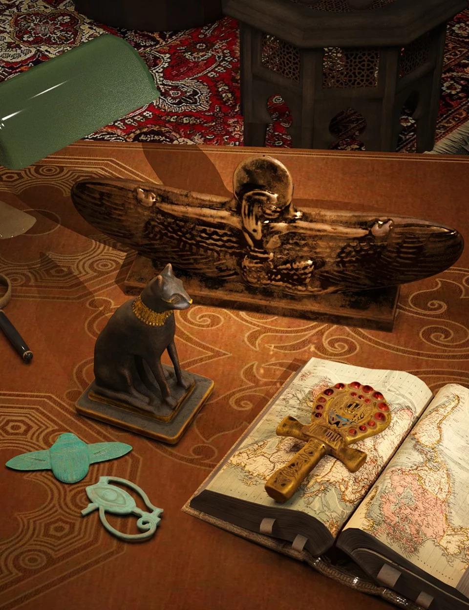 egyptian-artifacts