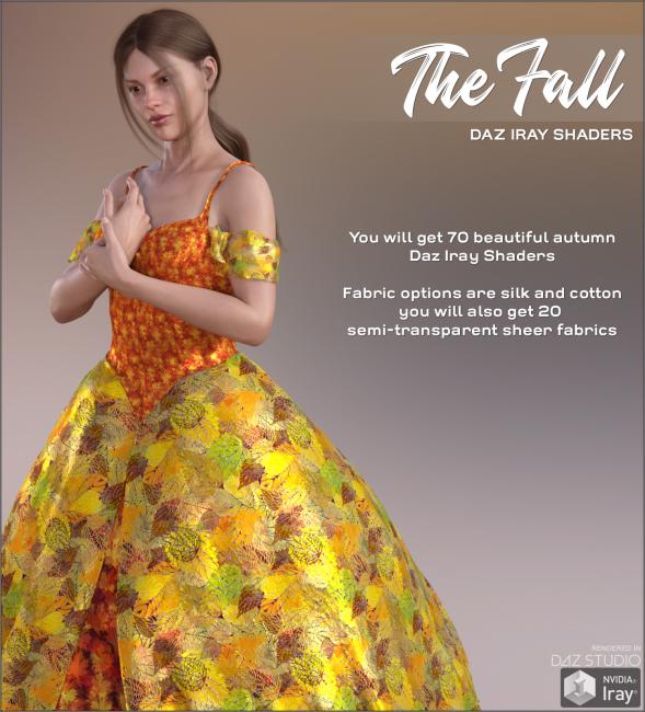daz-iray-–-the-fall
