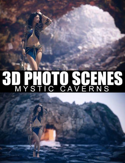 3d-photo-scenes-–-mystic-caverns