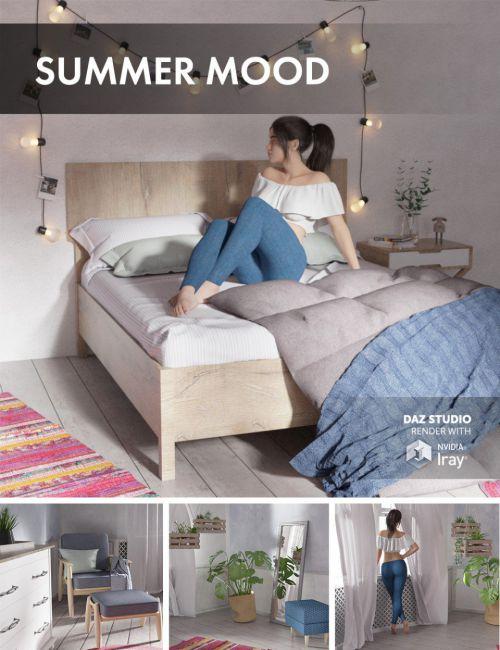 summer-mood-bedroom