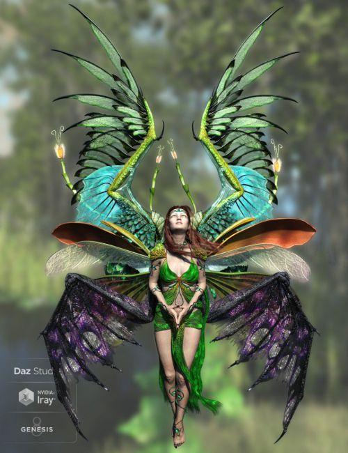 arki's-wings
