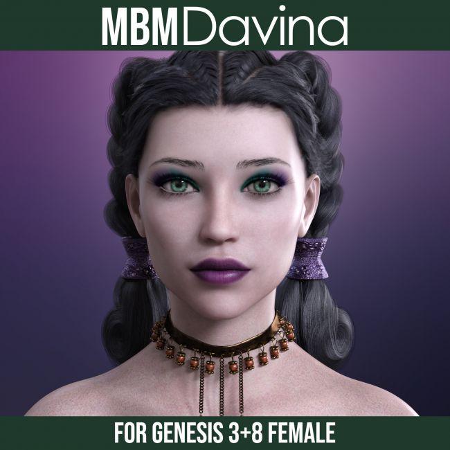 mbm-davina-for-genesis-3-&-8-female