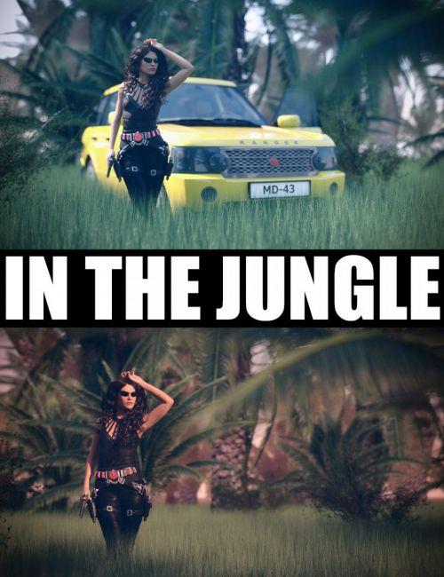 in-the-jungle-scene-billboards