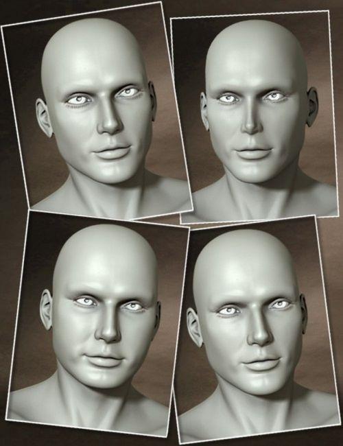dusk's-head-shapes