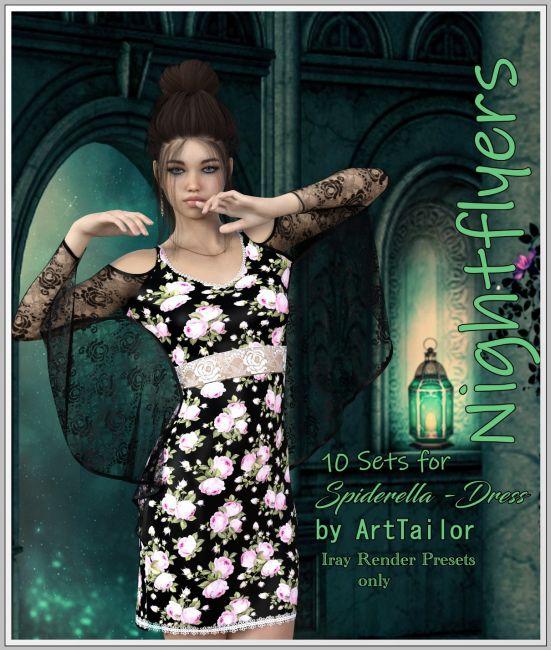 nightflyers-spiderella-