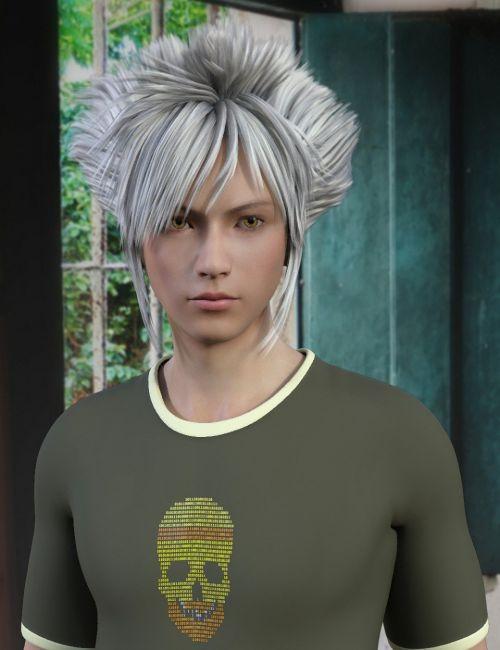 hiraku-hair-for-genesis-8-male(s)