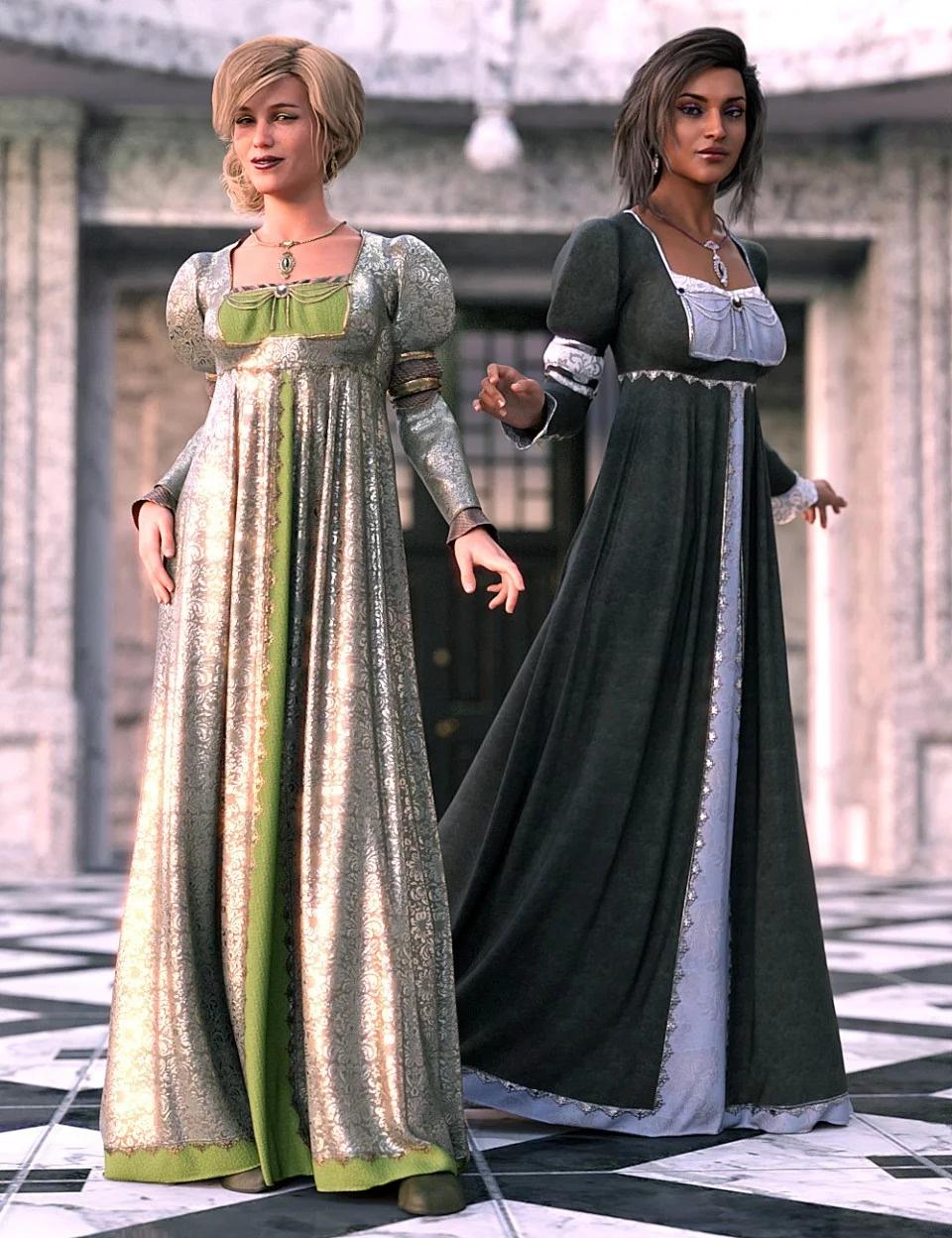 renaissance-dress:-milady