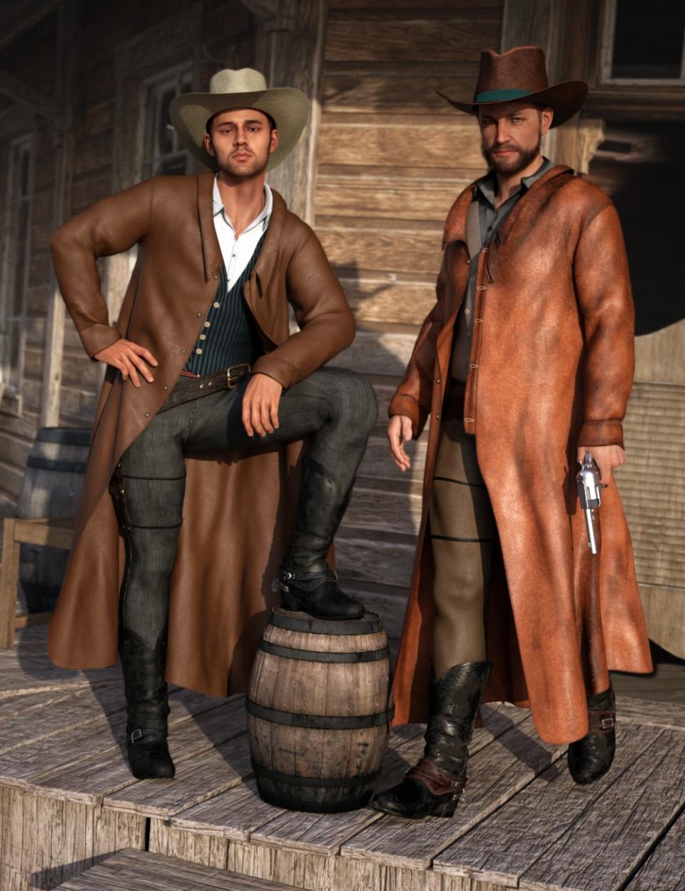 dforce-gunslinger-outfit-textures