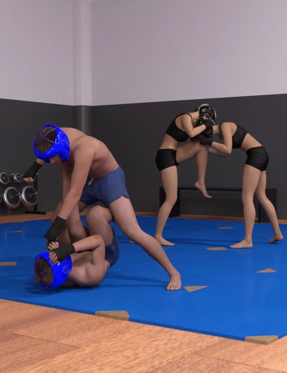 relentless-brawler-poses-for-genesis-8