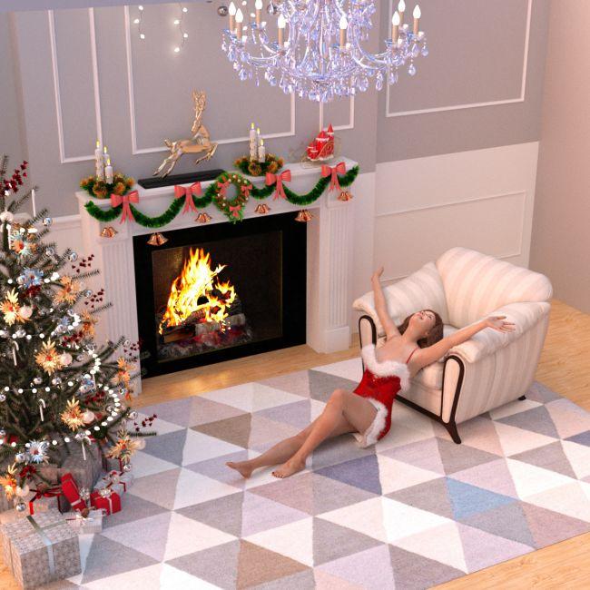 christmassy-home