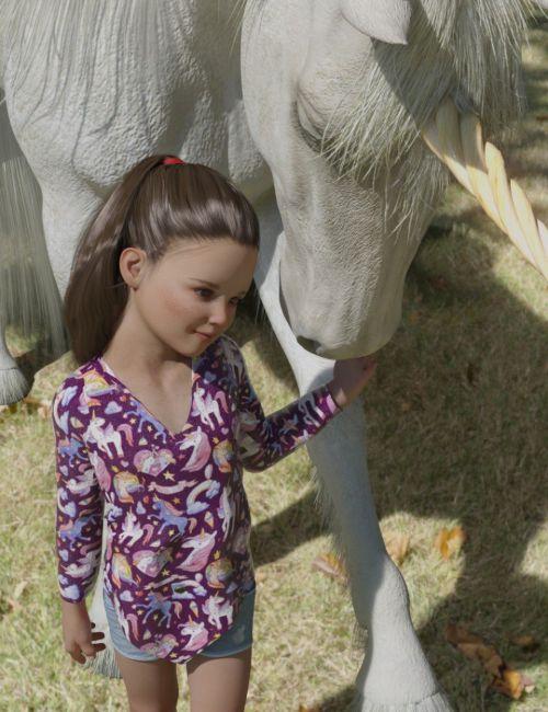 unicorn-iray-knit-shaders