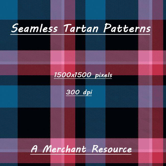 seamless-tartan-patterns