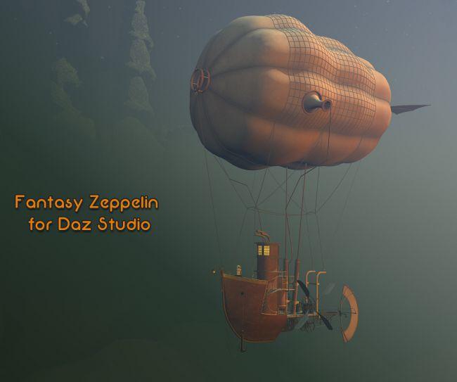 fantasy-zeppelin-for-daz-studio