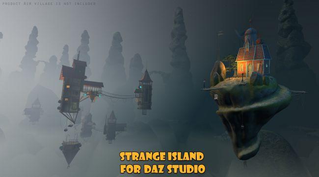 strange-island-for-daz-studio