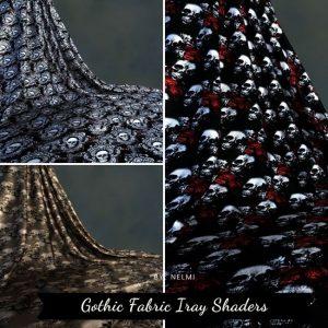 gothic-fabric-iray-shaders