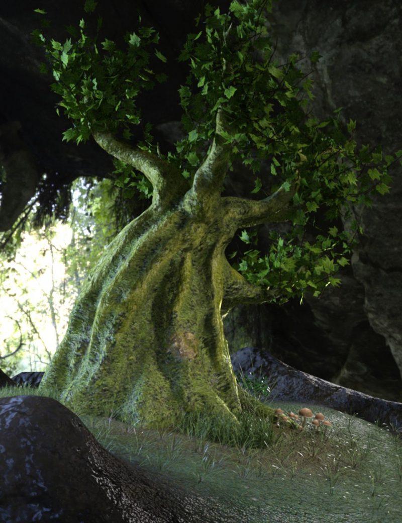 millennial-tree