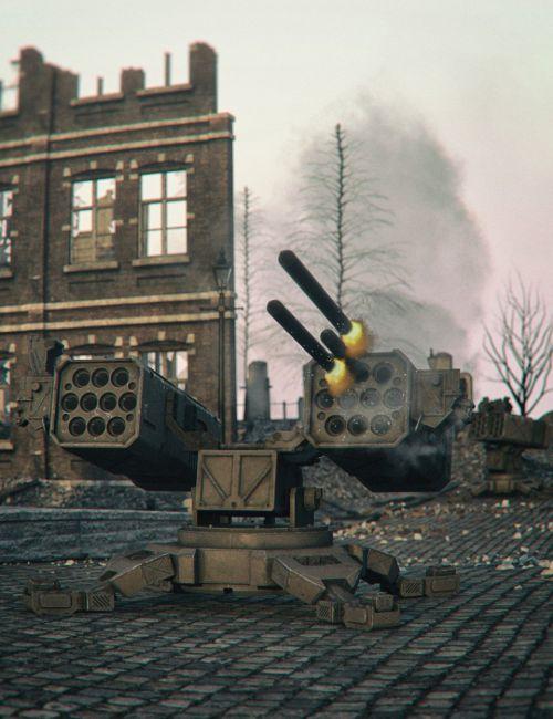 missile-turret