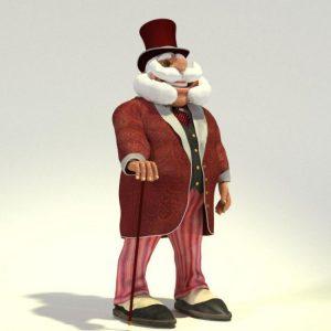 gentleman-santa-for-poser