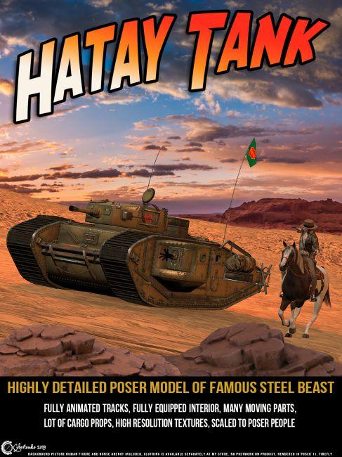 hatay-tank