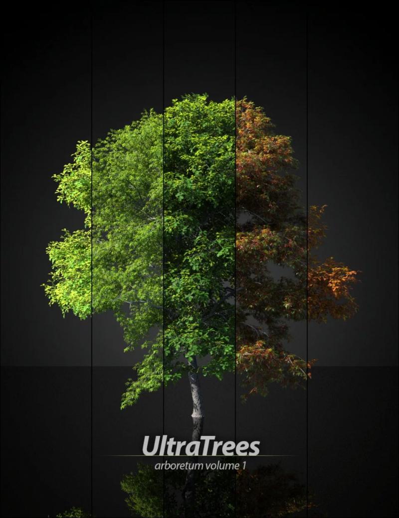 ultratrees-–-arboretum-volume-1