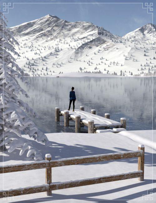 easy-environments:-frozen-lake