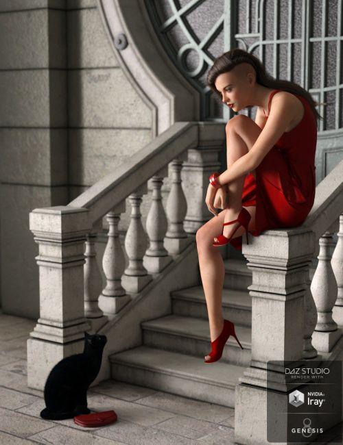 dforce-red-dress-for-genesis-8-female(s)