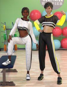 dforce-gym-brat-outfit-textures