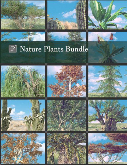 nature-plants-bundle