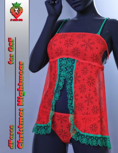 jmr-dforce-christmas-nightwear-for-g8f