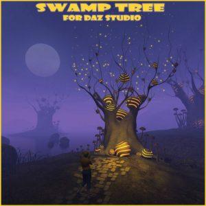 swamp-tree-for-daz-studio