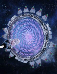 space-gate