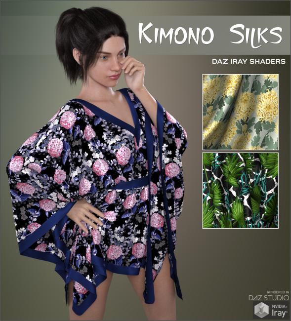 daz-iray-–-kimono-silks