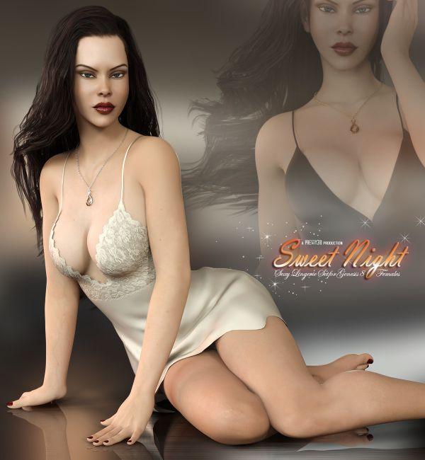 sweet-night-lingerie-set-for-genesis-8-females