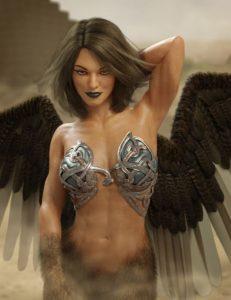 sphinx-for-genesis-8-female