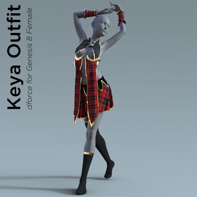 keya-outfit-for-genesis-8-female